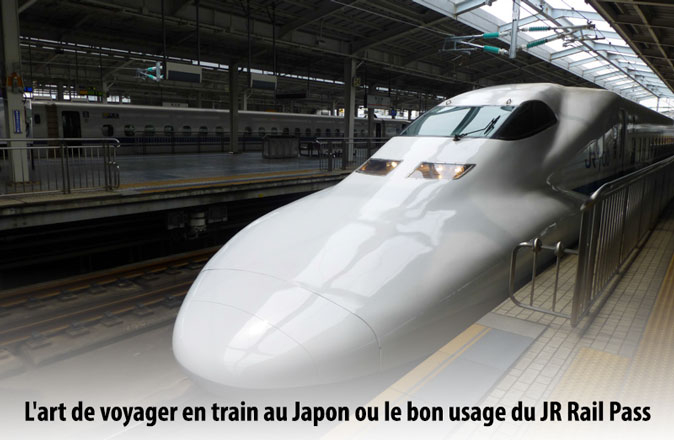 L'art de voyager en train au Japon ou le bon usage du JR Pass