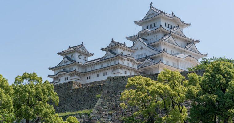 Et si vous alliez voir les châteaux au Japon