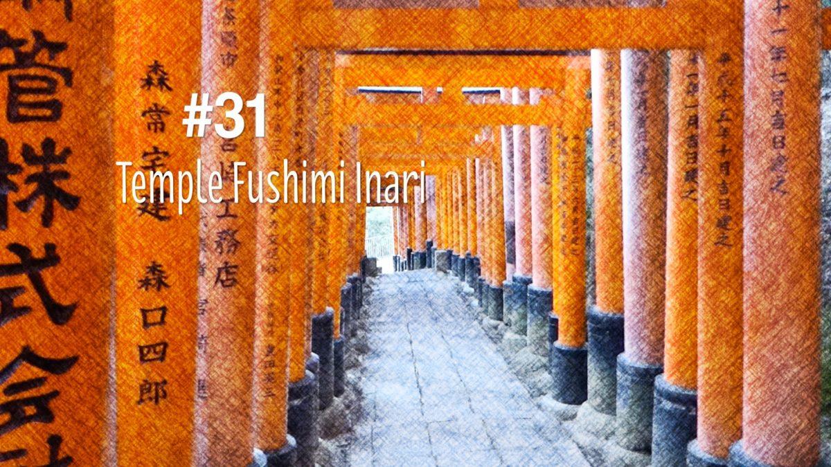 Voyage au coeur des Torii : le sanctuaire de Fushimi Inari à Kyoto (#31)