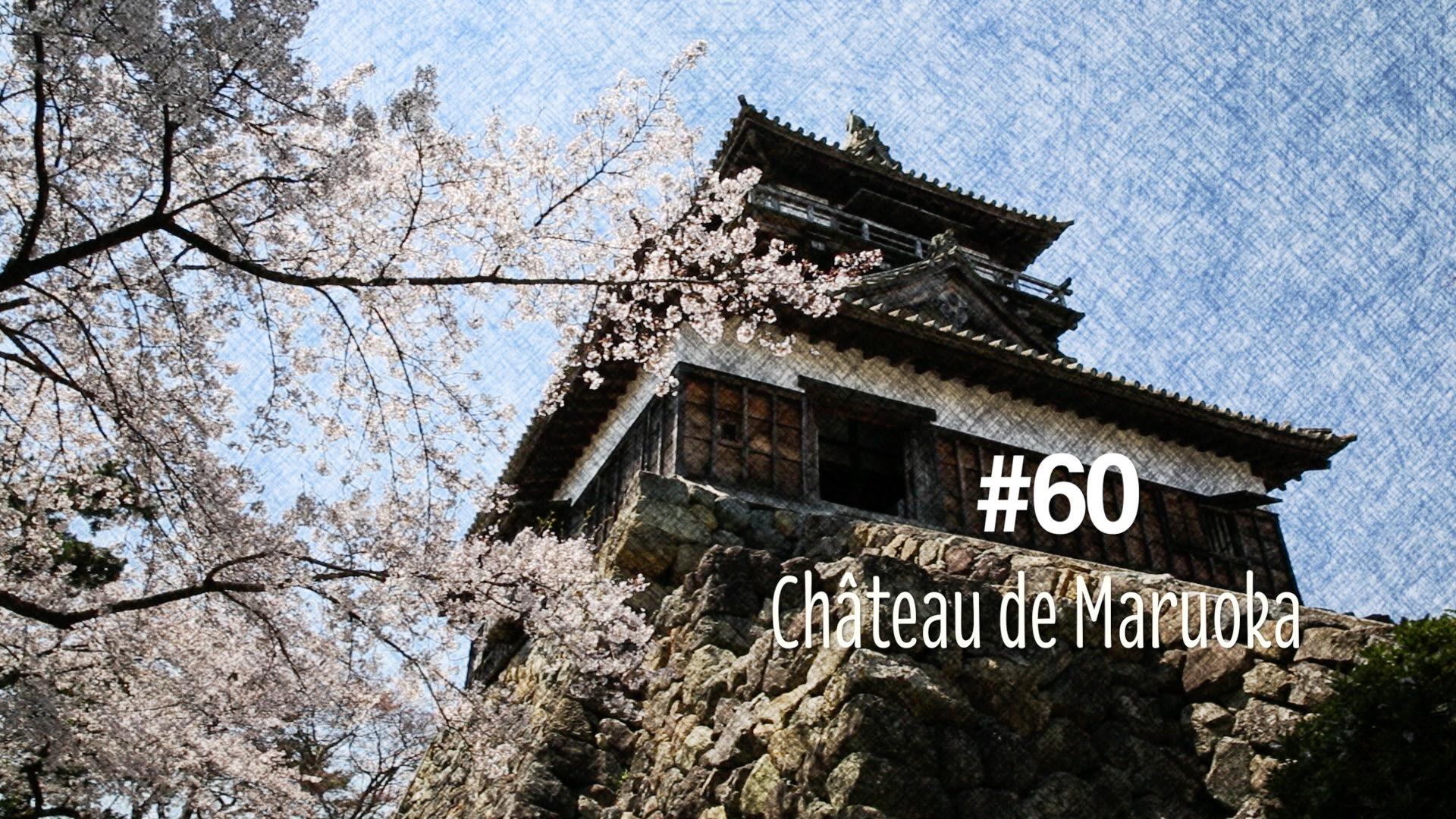 Le château de Maruoka (#60)