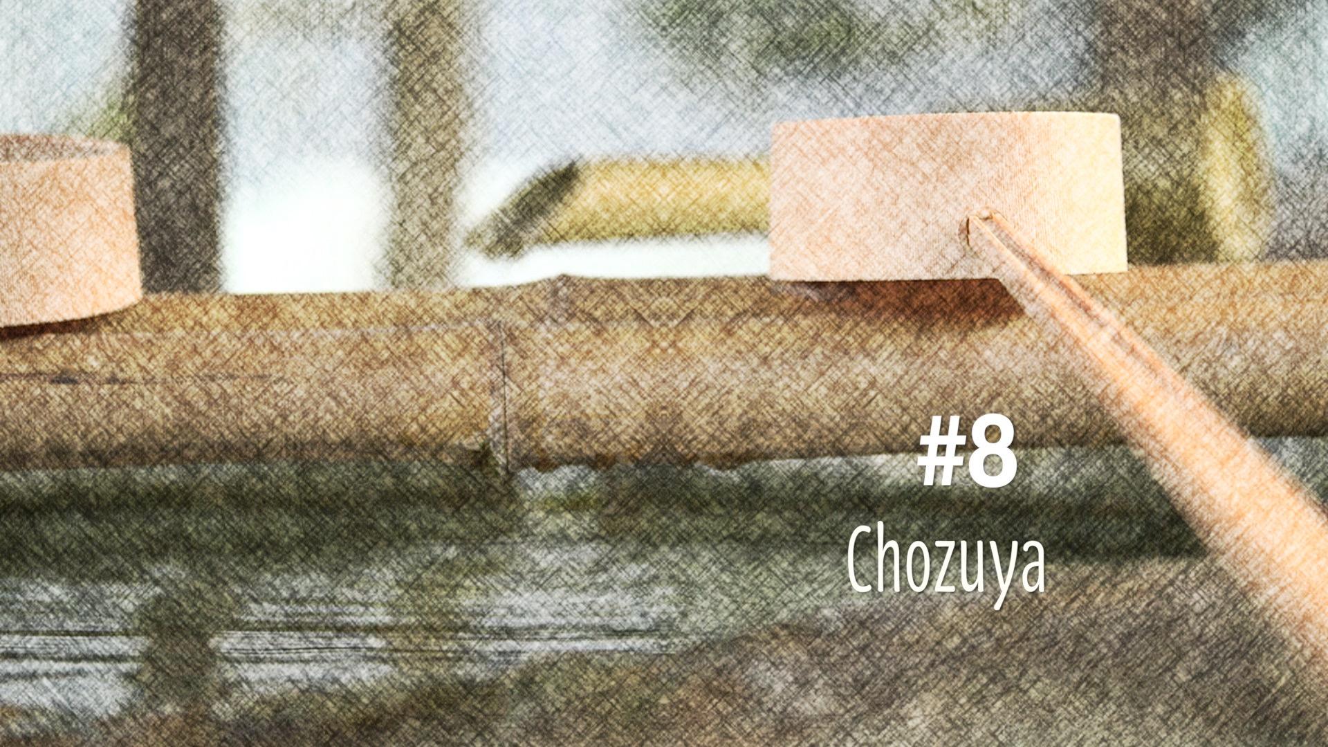 Le Chozuya (#8)