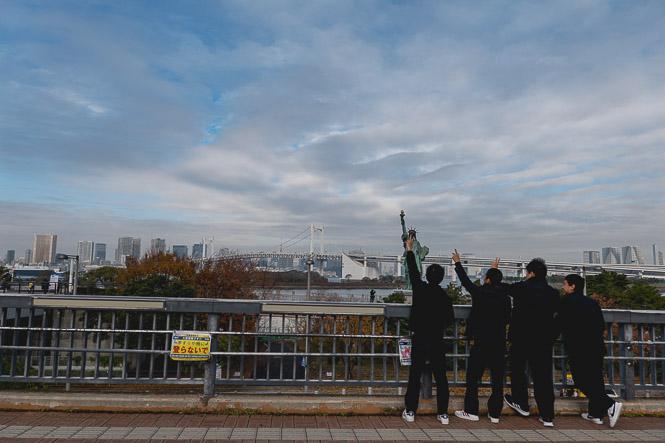 Mise à jour Recits de Tokyo