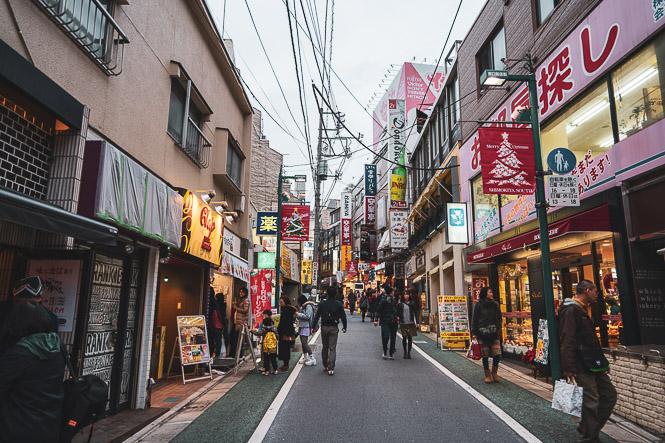 Tokyo au pluriel
