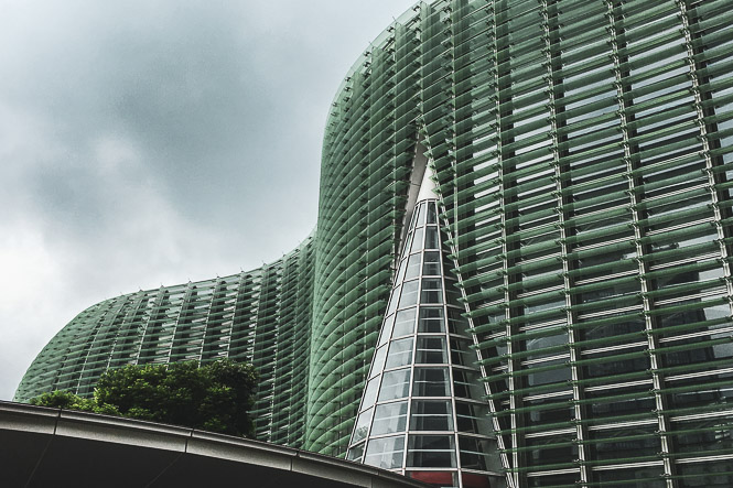Des architectures surprenantes