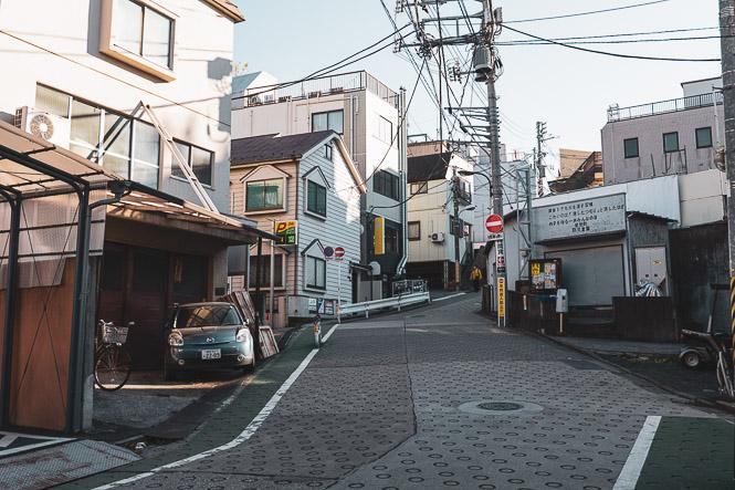 Les slopes de Tokyo