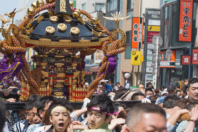Tokyo en temps de Matsuri