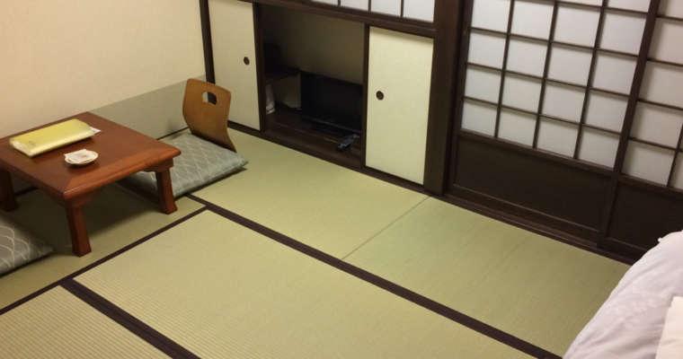 La vie au Ryokan