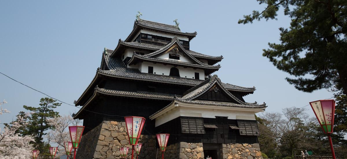 Visite du Château de Matsue