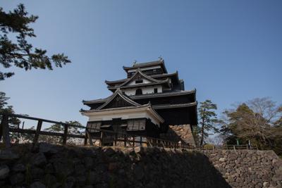 Chateaux_Japon_matsue__musha-gaeshi