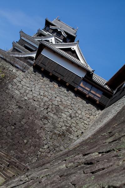 Chateaux_Japon_kumamoto__musha-gaeshi