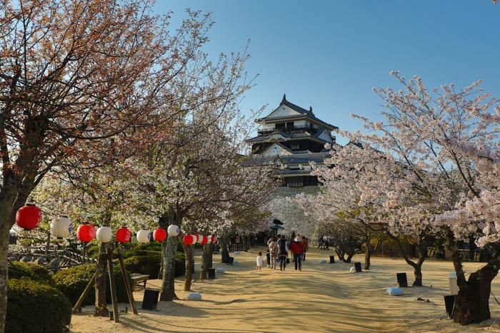 Photos du château de Matsuyama