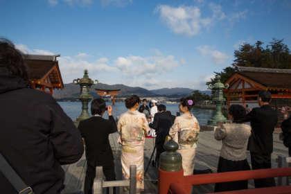 Mariage Miyajima