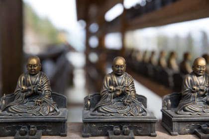 Bouddha miyajima