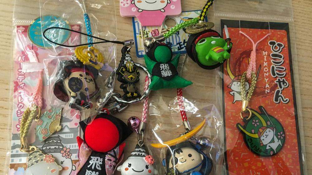 Figurines Japon