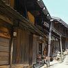 Visite du village de Tsumago