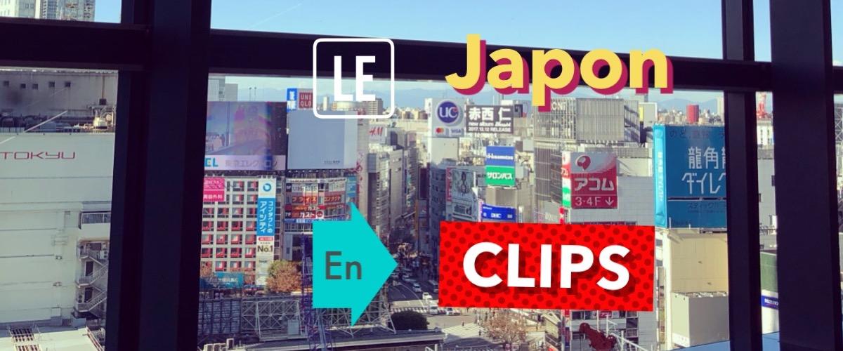 Le Japon en Clips