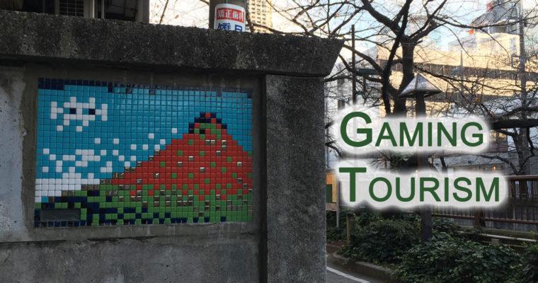 Découverte du Gaming Tourism au Japon