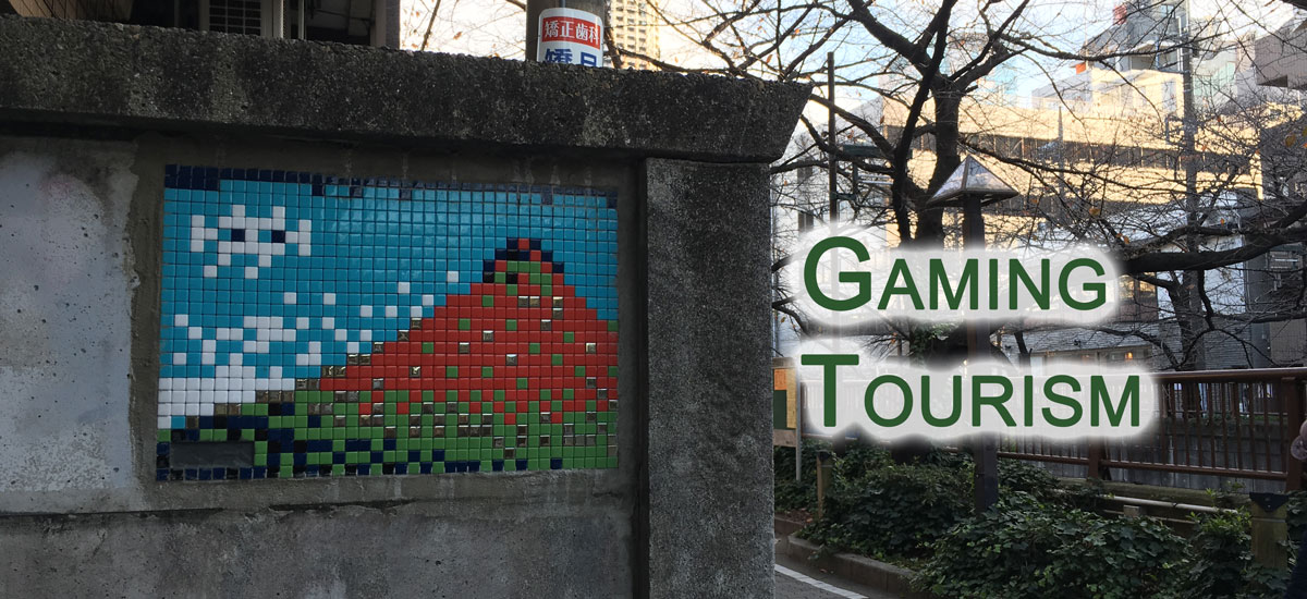 Découverte du Gaming Tourism au Japon