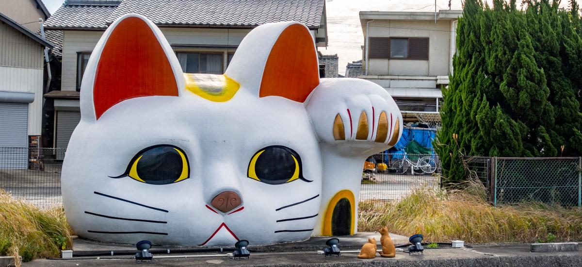 Tokoname, entre Maneki Neko et céramique