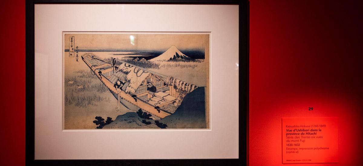 Exposition Fuji, pays de neige