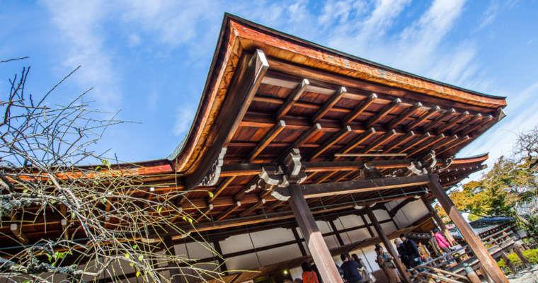 Mes 10 temples et sanctuaires préférés au Japon