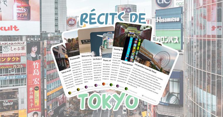 Récits de Tokyo