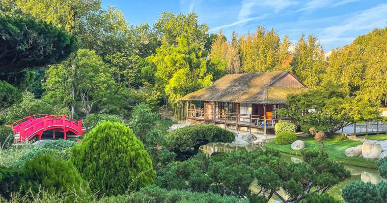 Des jardins japonais en France